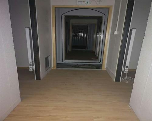 沙漠公寓营房(走廊)