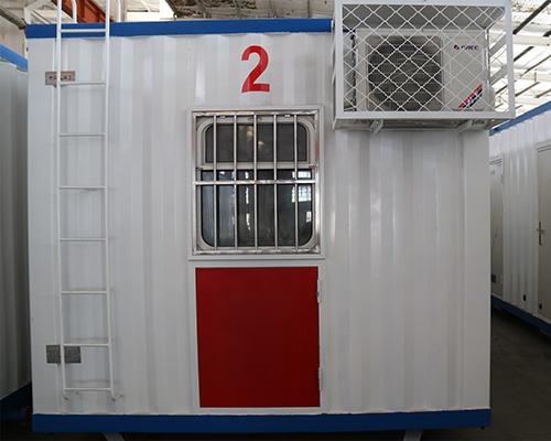集装箱野营房